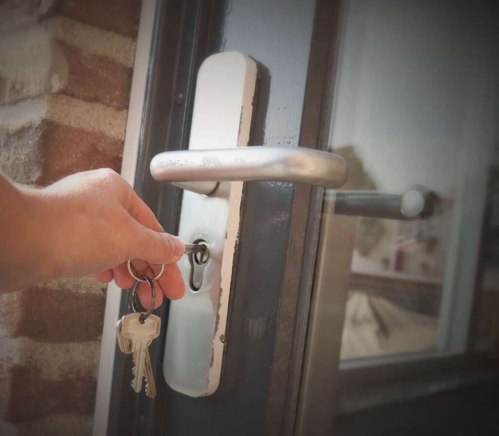 The fastest locksmith service available