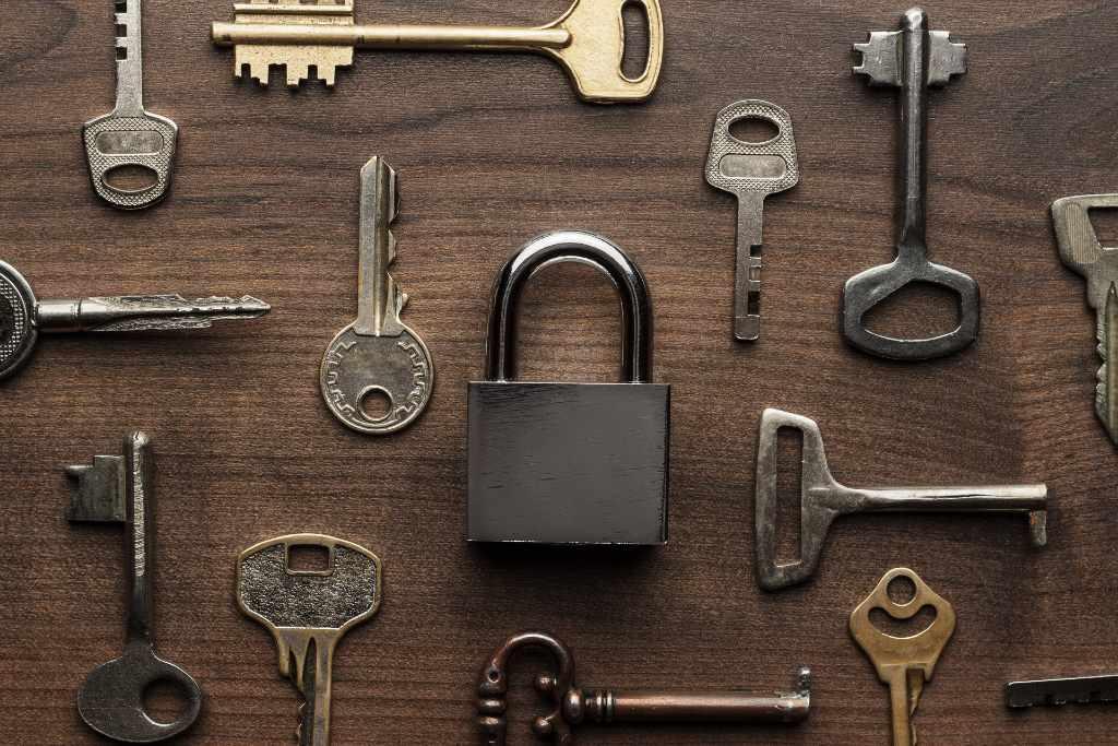 lockout Change Locks locks Rekey