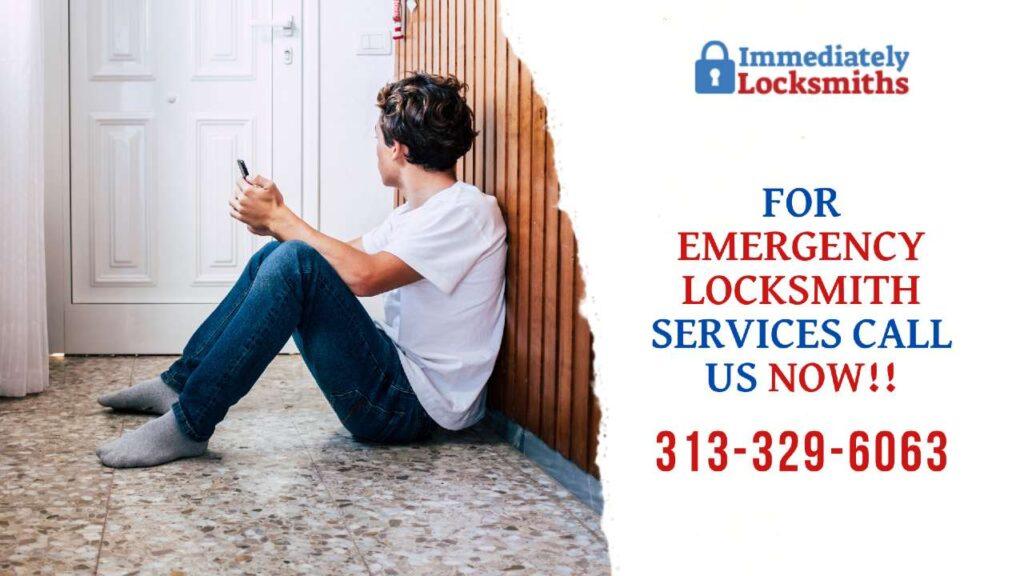 lock out service immediately locksmith