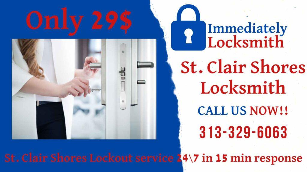 St. Clair Shores lockout service