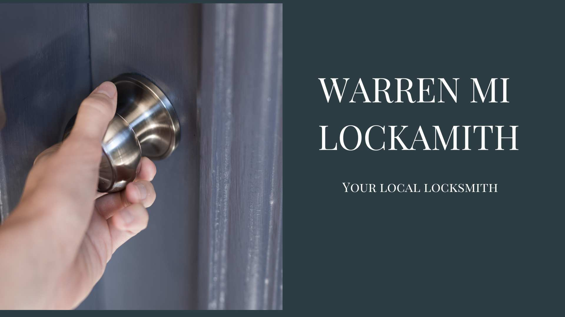 WARREN Locksmith call us now 313-329-6063