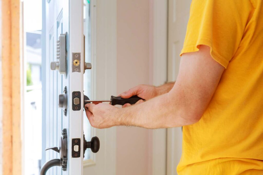 new lock installation detroit