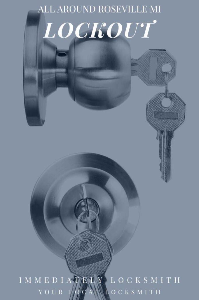 roseville Locksmith LOCK CHANGE