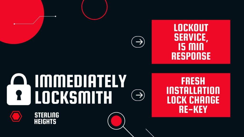 sterling heights Locksmith
