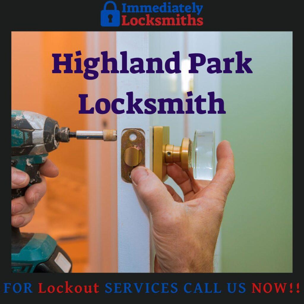 lockout service at highland park