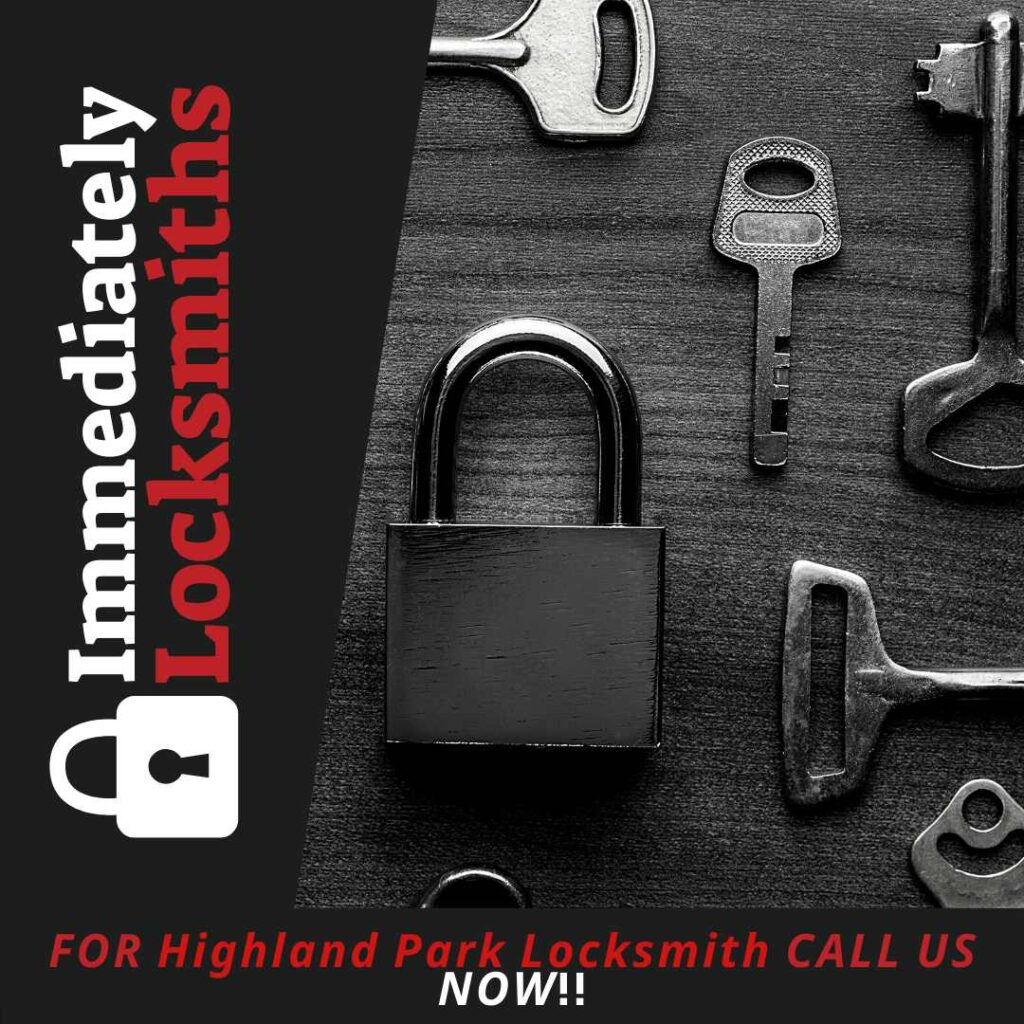 Lock and Ignition Repair Assistance in Highland Park