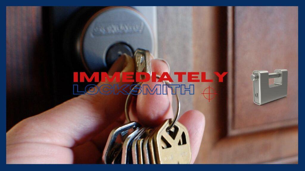 immediately locksmith Oak Park mi
