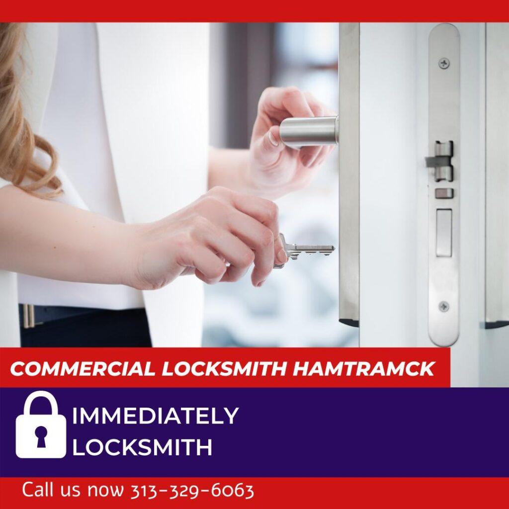 Commercial Locksmith In Hamtramck Mi