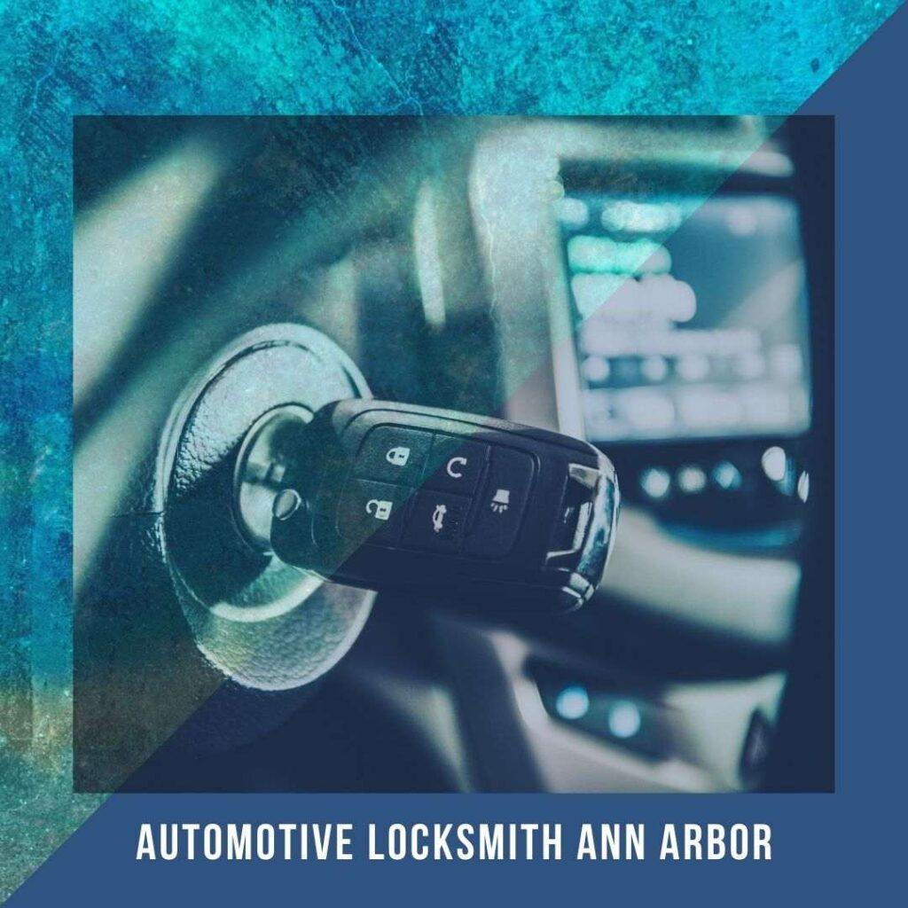 Car Ann Arbor Locksmith